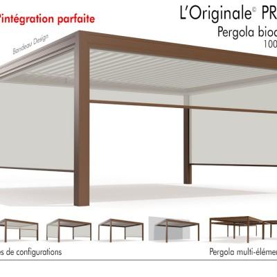 Pergola et Pergola Bioclimatique